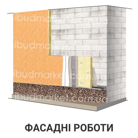 Фасадні роботи